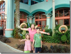At Coronado Springs Resort