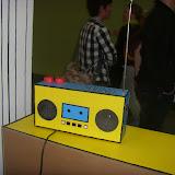 Этот касетный магнитофон играл не картонную, а самую настоящую музыку.