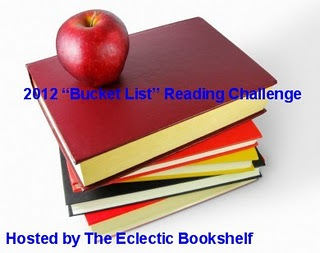 "2012 ""Bucket List"" Book Reading Challenge"