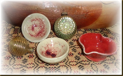 ornaments bowls