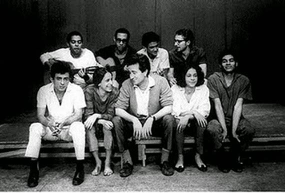 1965 - Arena Canta Bahia - Fatal - Tom Zé, Bethânia, Boal, Gal, Piti, Gilberto, Macalé, Caetano