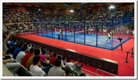 PISTA CENTRAL MURCIA WORLD PADEL TOUR 2013