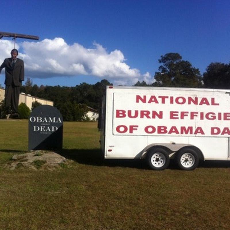 Día Nacional de la Quema de Imágenes de Obama