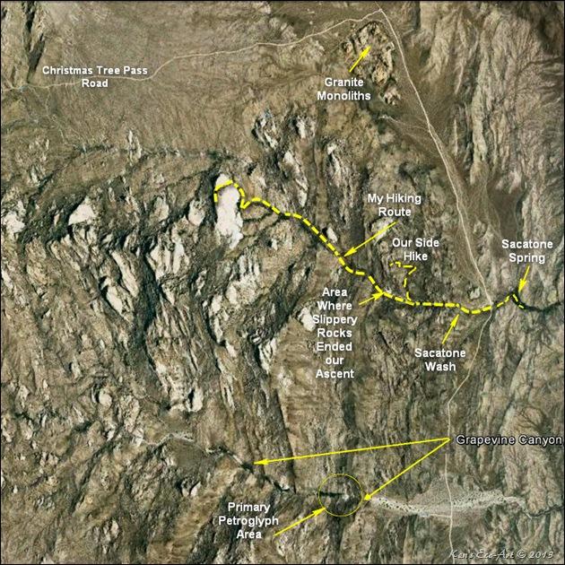 MAP-Sacatone Wash Hike