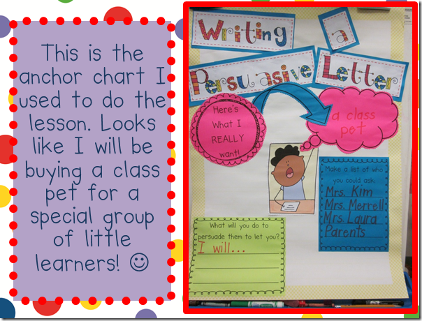 writing persuasive letters