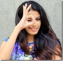 Actress Kavya Shetty Hot Portfolio Photoshoot Stills