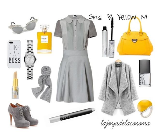 gris yellowm