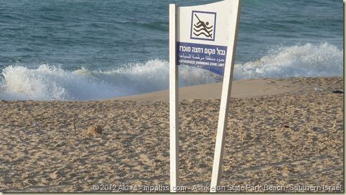 2012-04-10 Chol HaMoed Beach Ashkelon Haviva Fayga Raizel Ortal Tatti 089