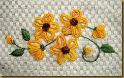 Cast-on Bullion Black-eyed Susan