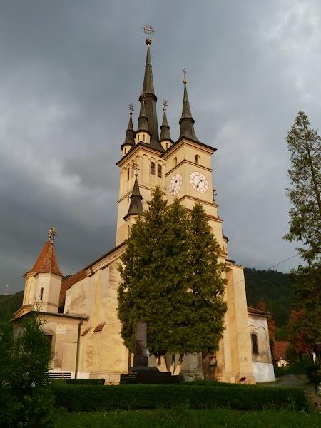Obiective turistice Brasov: Biserica Sf. Nicolae din Scheii Brasovului