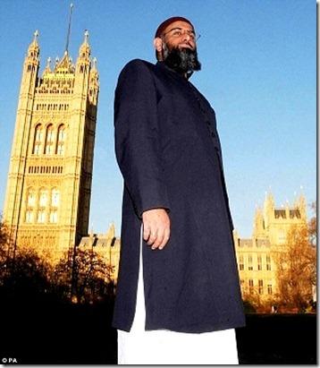 Anjem Choudary sm