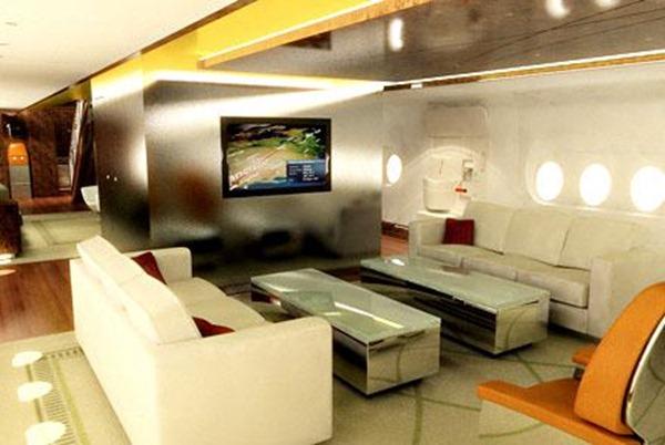 صور ايرباص 380 من الداخل2
