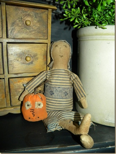 pumpkin doll 897