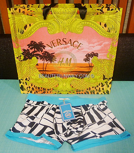 Versace For H&M Mens Boxer shorts