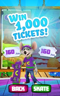 Game Chuck E.'s Skate Universe APK for Windows Phone