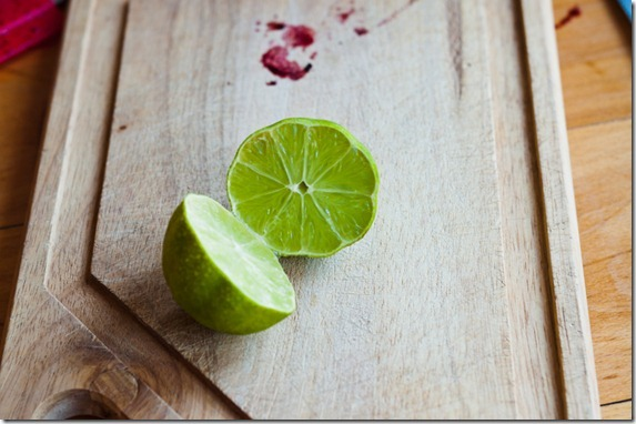 Blackberry lime smoothie-3555