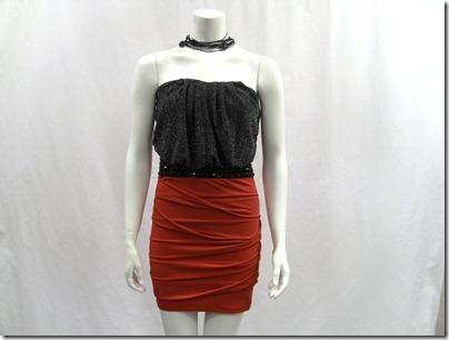 tube dress $39.99