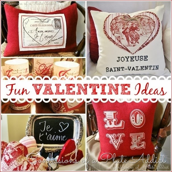 CONFESSIONS OF A PLATE ADDICT Fun Valentine Ideas