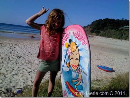 39 surfer chick