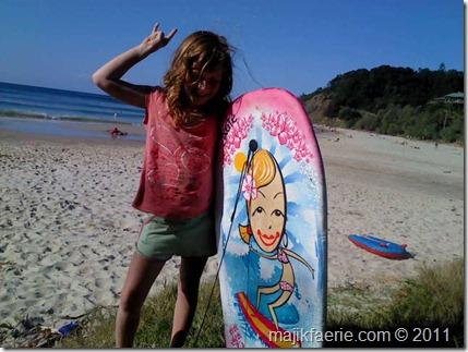 39 surfer chick