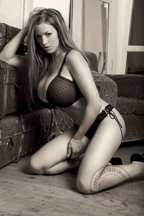 jordan carver linda sexy sensual peitos tits big tits desbaratinando (134)
