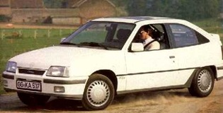 Opel Kadett E 3-5 p 1984