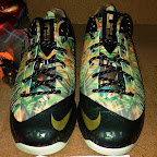nike lebron 10 ps elite championship pack 4 12 Release Reminder: LeBron X Celebration / Championship Pack