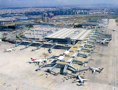 مطار اسطنبول الدولي 2
