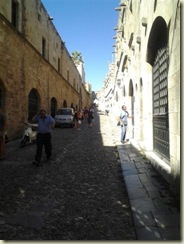 Medieval street to the GMaster Palace (Small)
