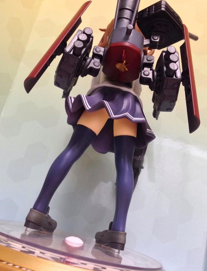 雷 艤装ありローアングル2