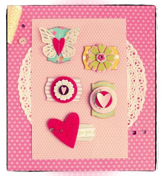 cafe creativo - Anna Drai - big shot sizzix - handmade embellishments - abbellimenti scrap fai-da-te 1