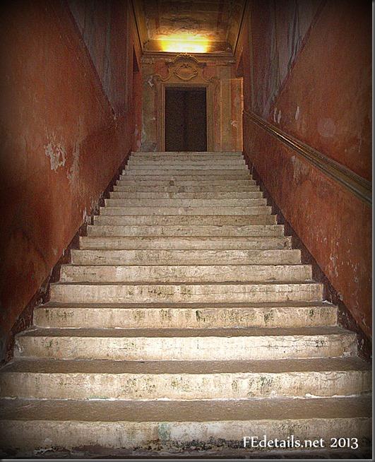 Residenza estiva di Belriguardo: cappella privata, Voghiera, Ferrara - Summer residence of Belriguardo: private chapel, Voghiera, Ferrara, Italy, Photo1