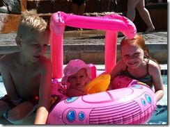 kids float pool