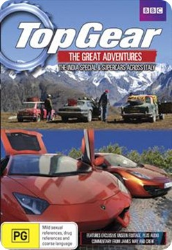 Top Gear - The Great Adventures
