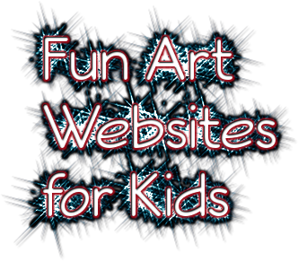 fun art websites kids