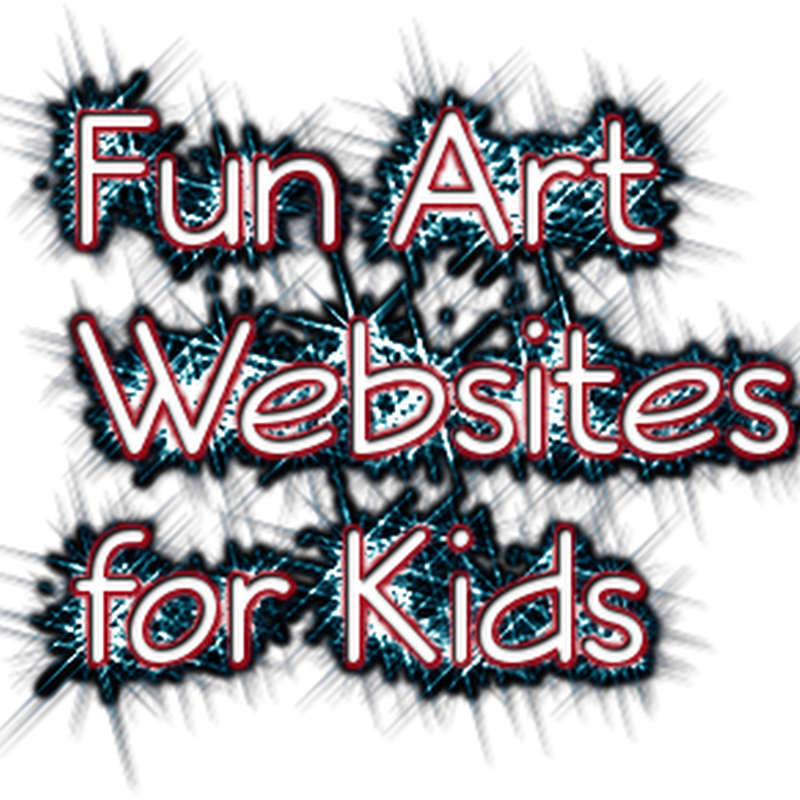 Fun Art Websites for Kids – Learn How to Paint and Draw Online
