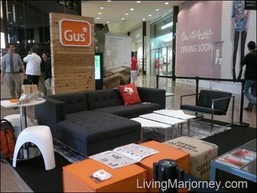 furniture exhibit in Greenbelt 2