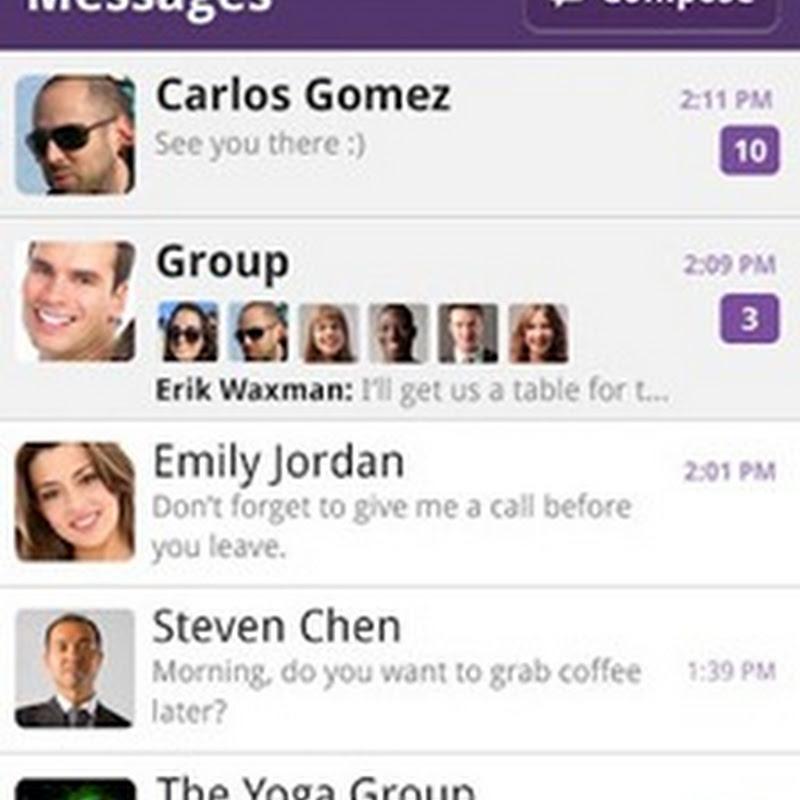 [Android語音通訊] Viber 5.3.0.2339 APP/APK下載