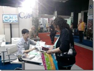 La Costa participó a través de su Secretaría de Turismo en la exposición industrial de ciencia y tecnología
