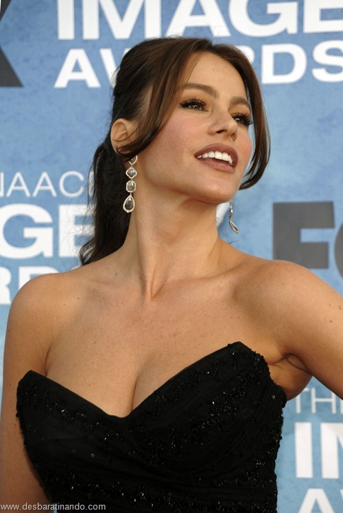 sofia vergara linda sensual sexy sedutora hot photos pictures fotos Gloria Pritchett desbratinando  (7)