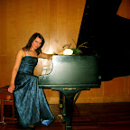 Alissa Firsova's Recital in Cambridge