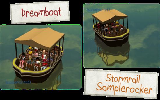Dreamboat (Stormrail e Samplerocker) lassoares-rct3