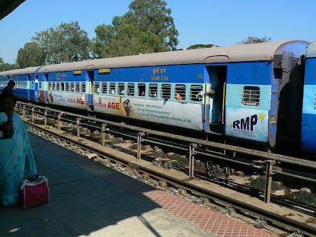 Cai ferate India