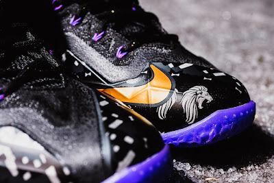 nike lebron 11 gr black history month 7 08 Release Reminder: Nike LeBron 11 Black History Month