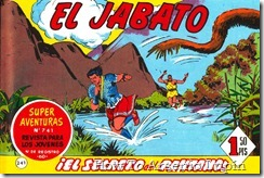 P00025 - El Jabato #250