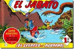 P00025 - El Jabato #250
