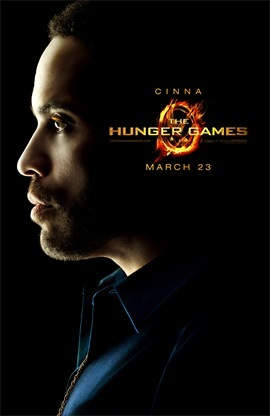 The Hunger Games Lenny Kravitz is Cinna