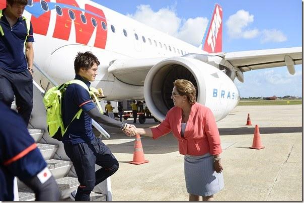 Governadora recepciona delegação do Japão - Elisa Elsie (4)