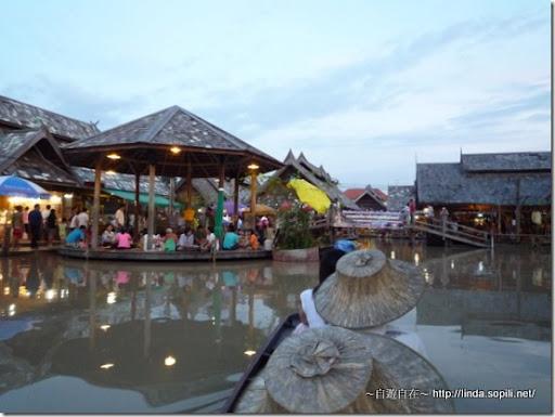 泰國芭達雅-錫攀水上市場Pattaya Floating Market 店家