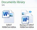 Cara Membuat Backup Otomatis Dokumen Microsoft Word